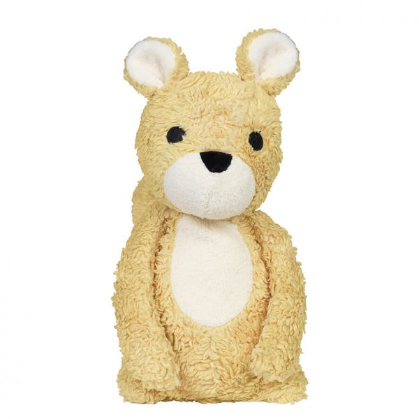 Harald yellow squirrel cuddle toy