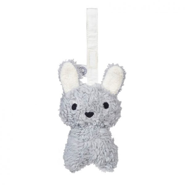 Louise grey hanging rattle