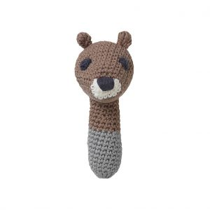 Sarah brown squirrel rattle