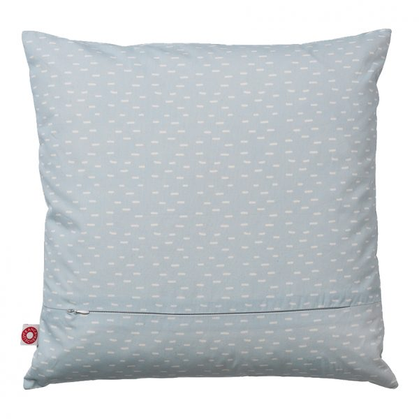 Almue light swan cushion