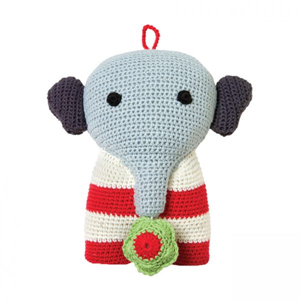 Bastian elephant musical toy
