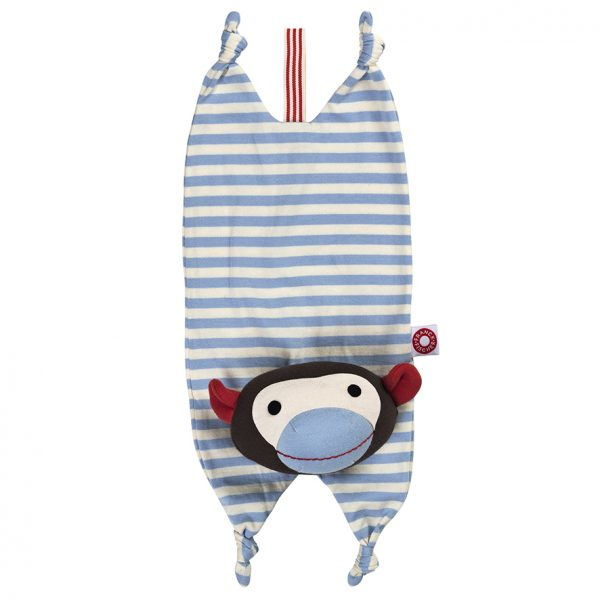 Bobby Monkey cuddle cloth