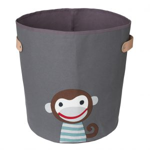 Boss dark monkey storage bin
