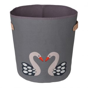 Boss dark swan storage bin