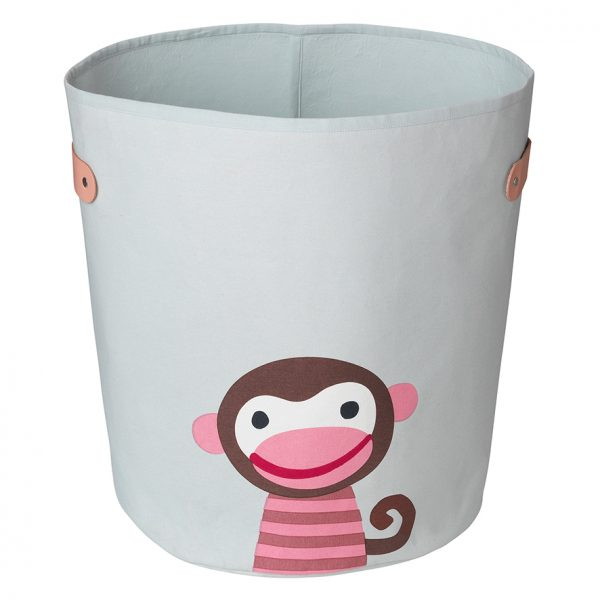 Boss light monkey storage bin