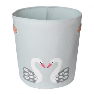 Boss light swan storage bin