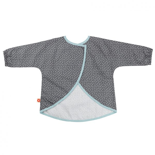 Dirt grey apron