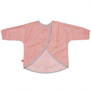 Dirt pink apron
