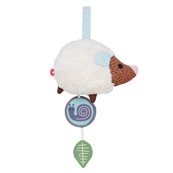 Filippa hedgehog activity toy