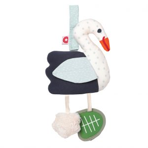 Filippa swan activity toy