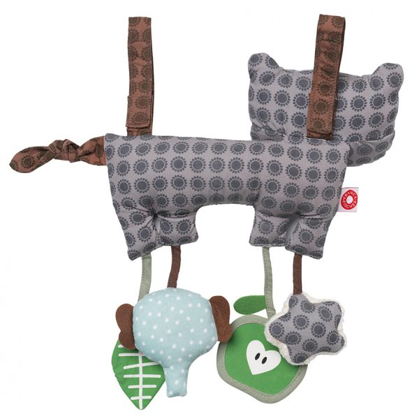 Hasse grey activity toy