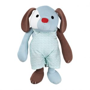 Herbert dog cuddle toy