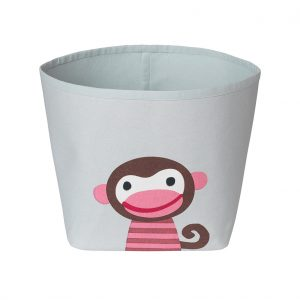Ida light monkey storage bin