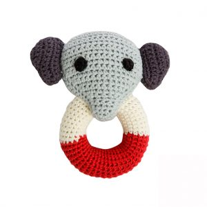 Joakim elephant rattle
