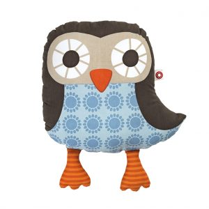 Karen owl cushion