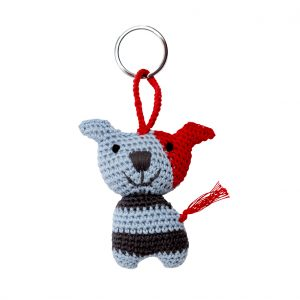 Key ring dog
