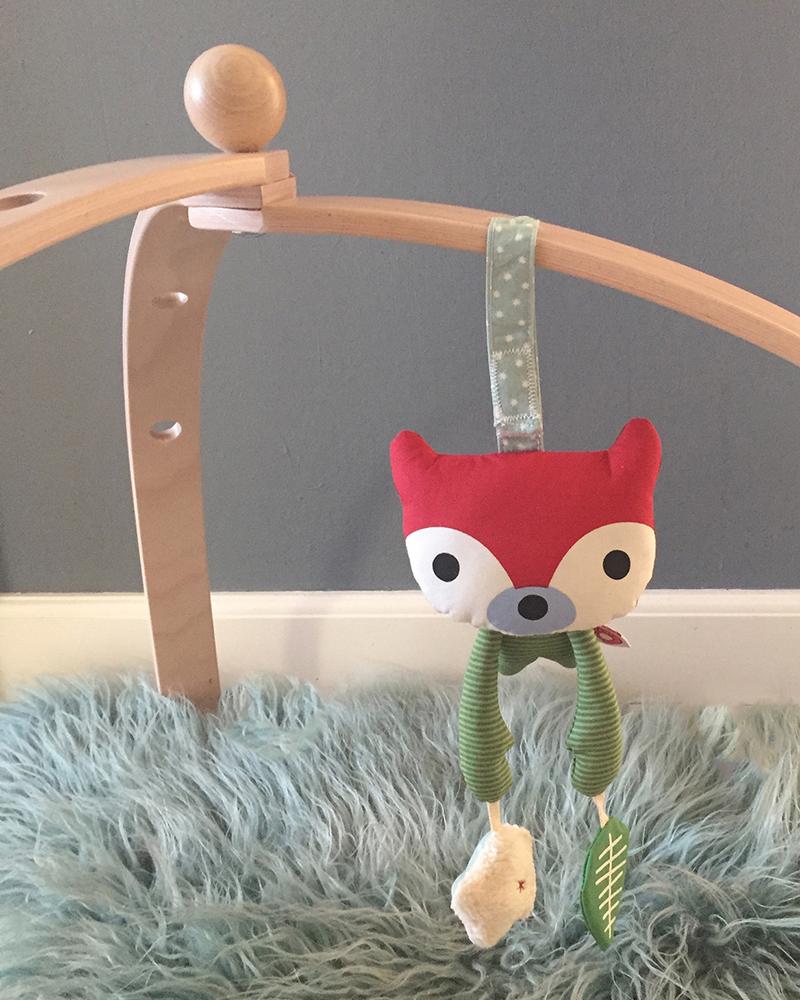 Asger fox activity fox