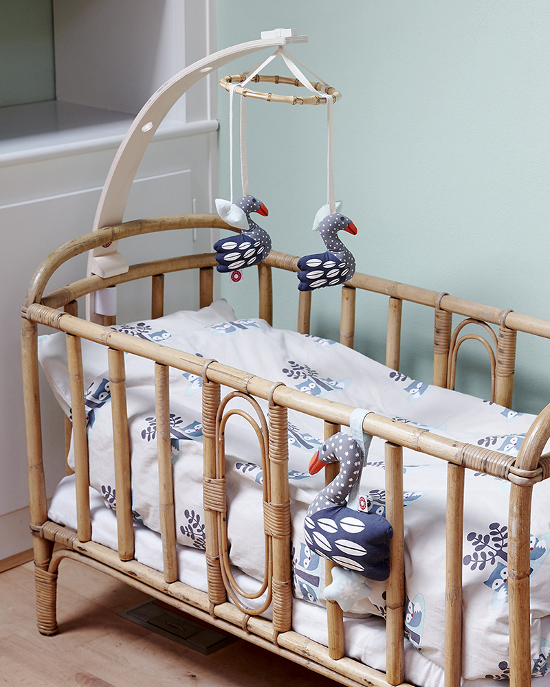 BabyAmuse Bed wood