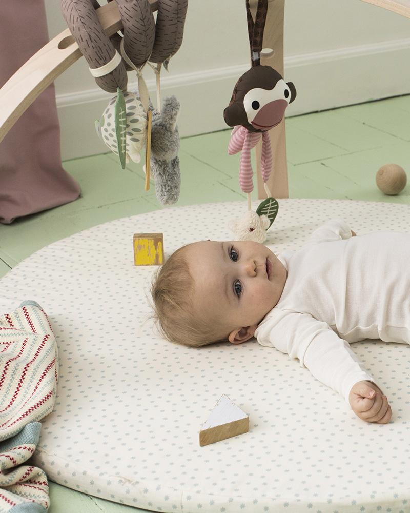 BabyMat off-white mattress