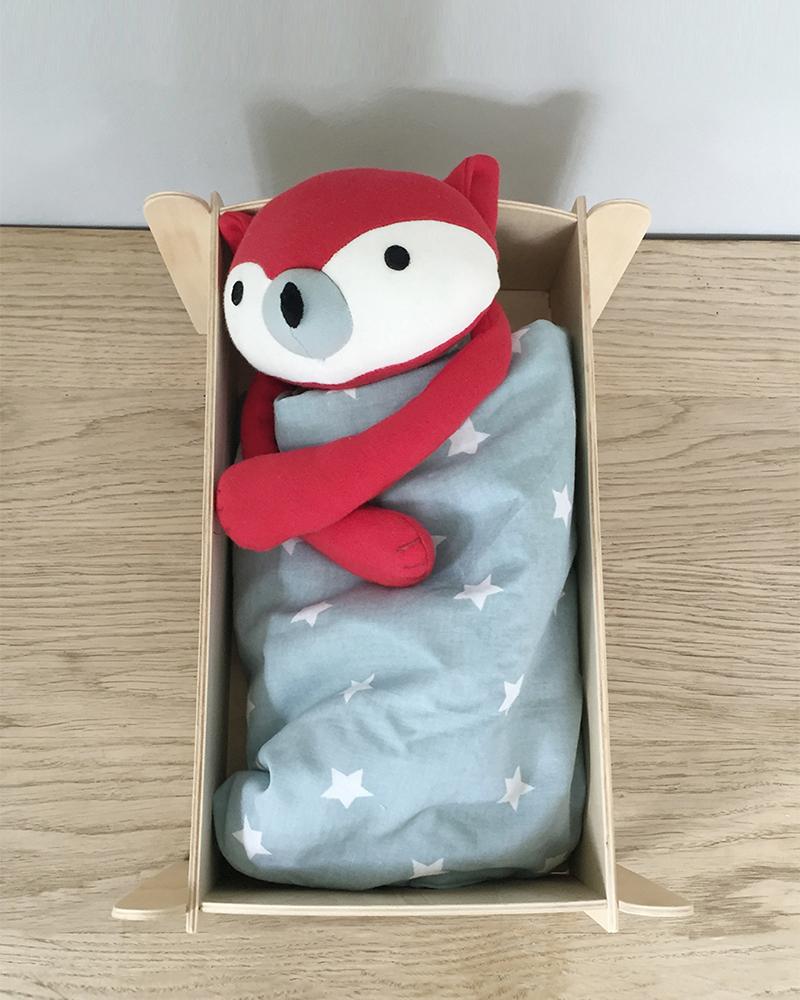 Doll Duvet for doll´s bed