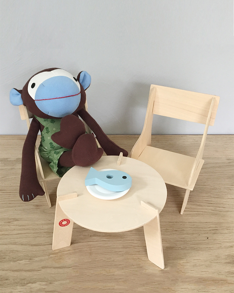 Kit chair for cuddle doll´s