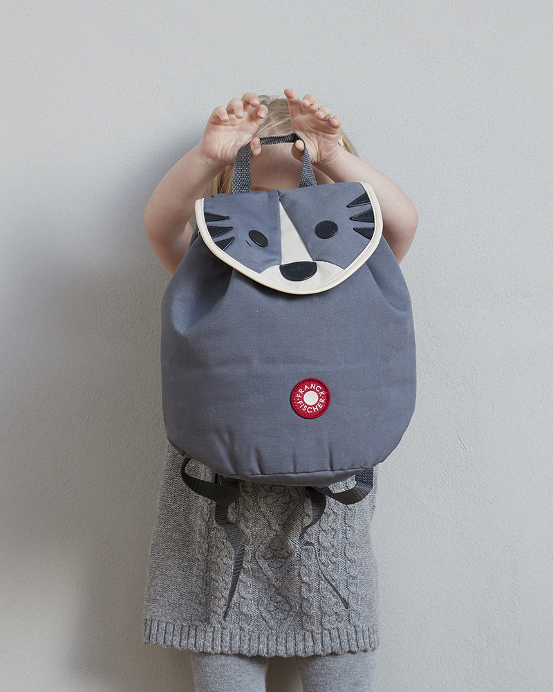 Laban grey backpack