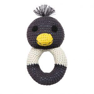Pingo penguin rattle