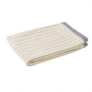 Pippi pink knit blanket 70x100