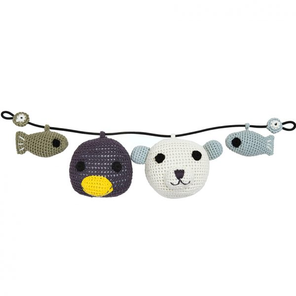 Polar pram rattle