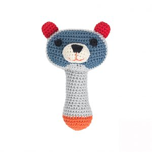 Torben raccoon rattle