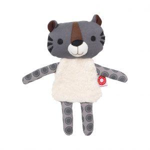 Trisse grey tiger cuddle toy