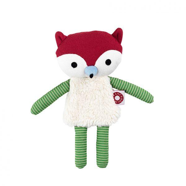 Trisse red fox cuddel toy