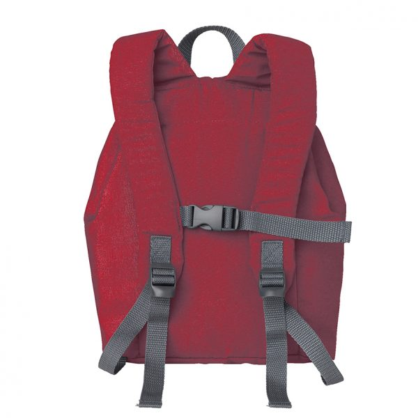 Hilda red fox backpack