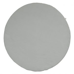BabyMat plain grey