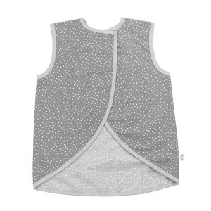 Cook dark grey apron
