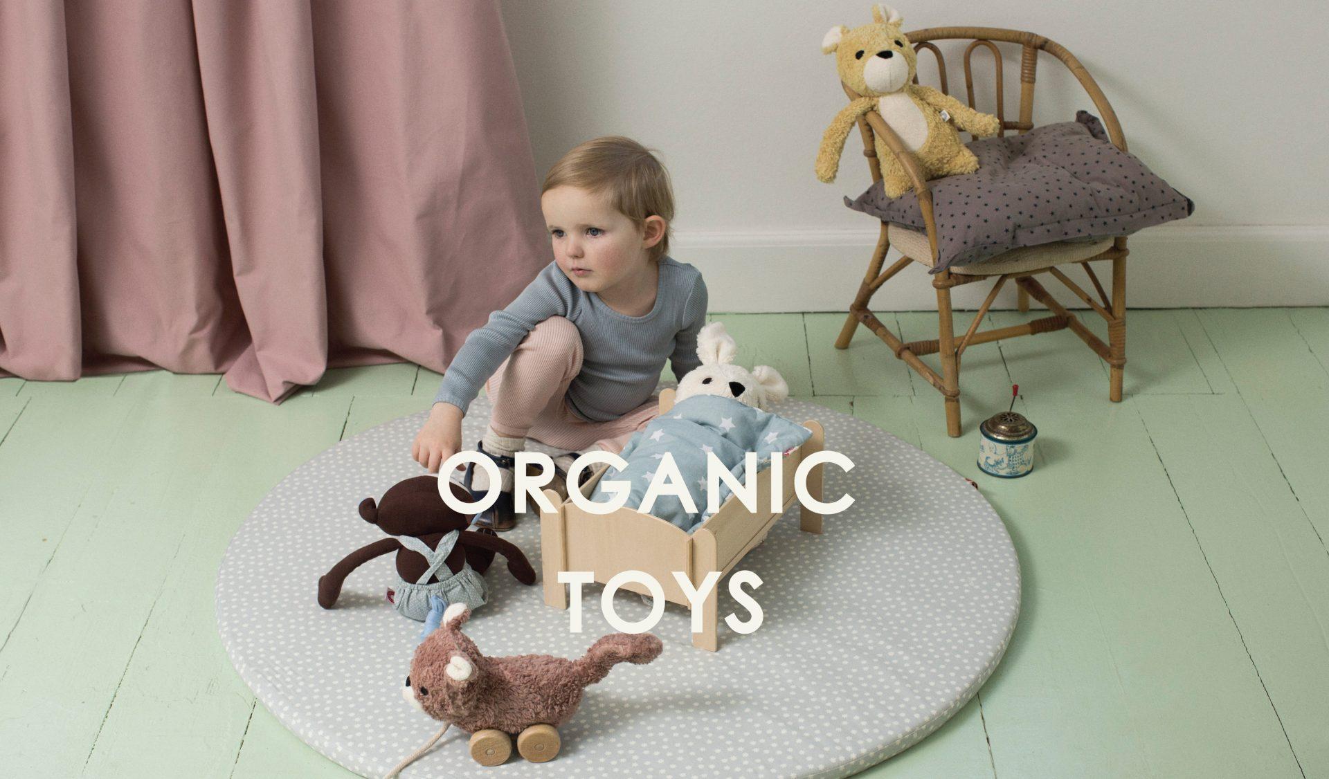 Organic toys til krussel